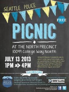 North Precinct Picnic